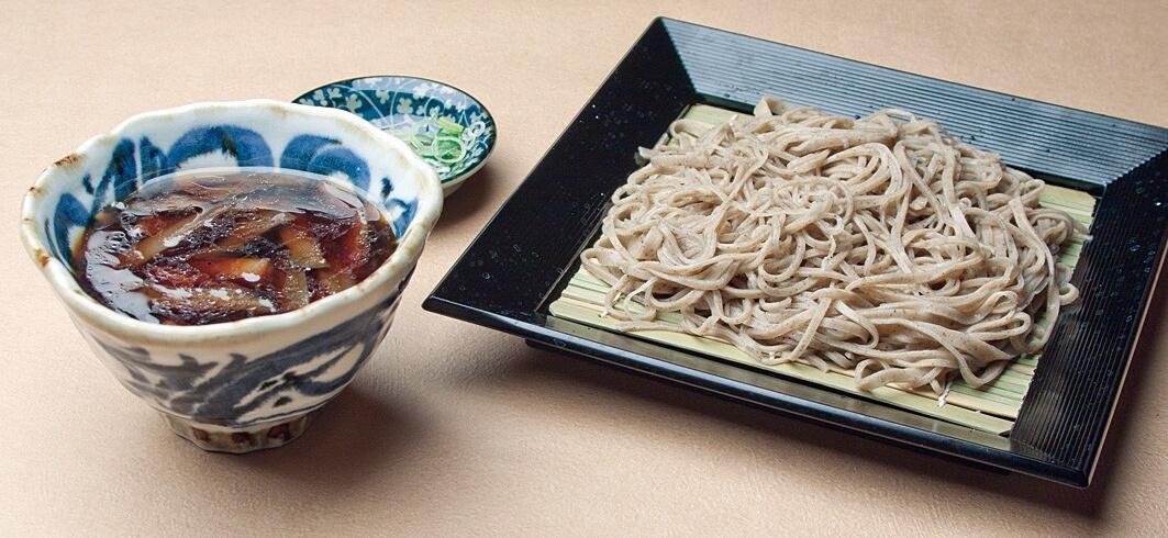 ちたけ汁そば 950円(税込1,026円)